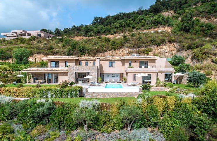 Villa Sophie - Luxusvilla mit traumhaftem Ausblick