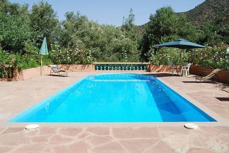 Villa Laïla, vallée de l'Ourika, proche Marrakech - Ourika - Villa