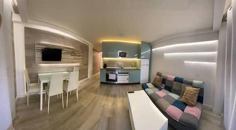 Nuevo apartamento recien renovado WiFi gratis