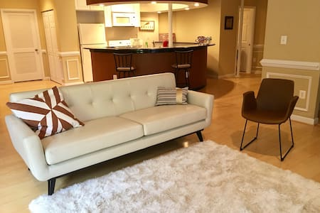 Beautiful Lansdowne Resort Suite +Private Entrance - Leesburg - Ev