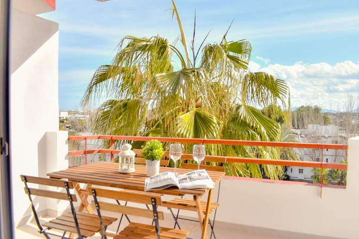 Cozy apartment with 2 rooms in port alcudia