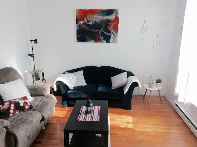 1 bedroom (for 2) Plateau Mont-Royal - Montréal - Daire