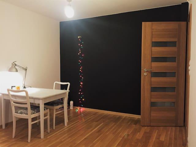 Single room in a flat - Łódź Voivodeship - Boat