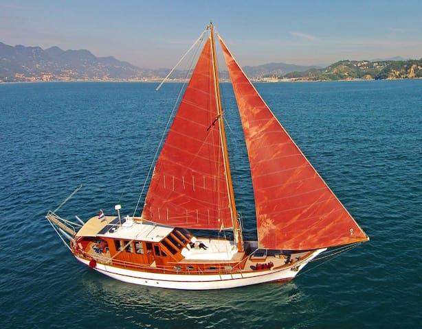 Veliero meraviglioso - Cecina - Barca