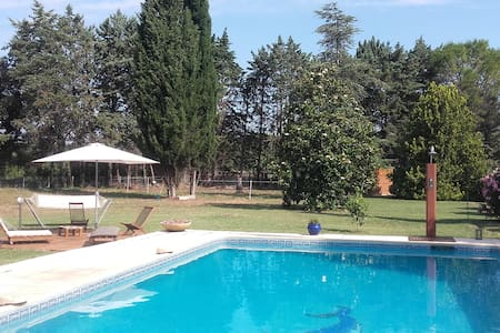 gîte du mas de garronne - Saint-Hilaire-de-Beauvoir - Alojamento na natureza