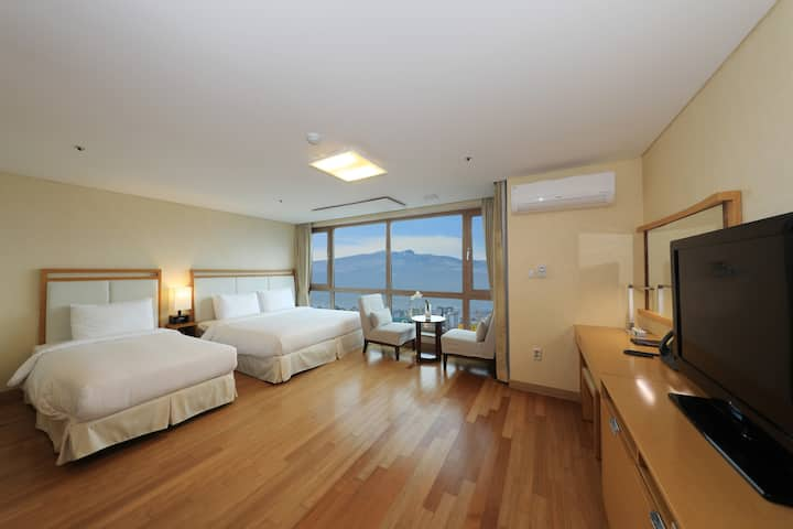 Family Friendly Room - City View
