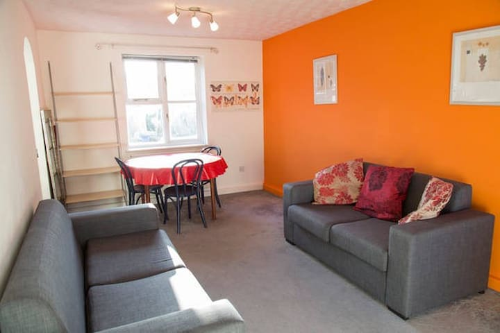2 Bed Nr Media City/Salford Quays/MUFC + Parking - Salford - Wohnung