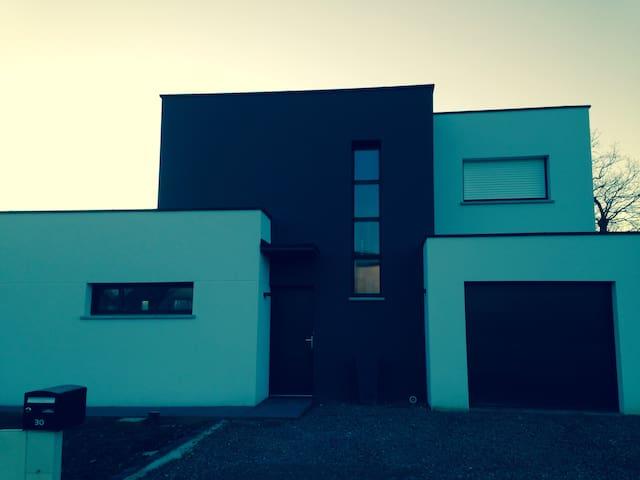 Maison moderne 138 m², au calme - Tinténiac - Dům
