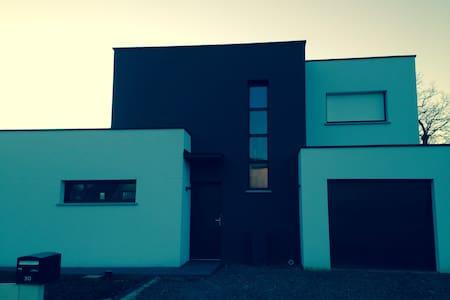 Maison moderne 138 m², au calme - Tinténiac