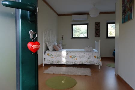 EcoLodge - Quarto do Mocho