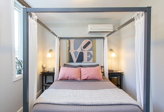 The Hannah Callowhill Suite: a boutique hotel stay
