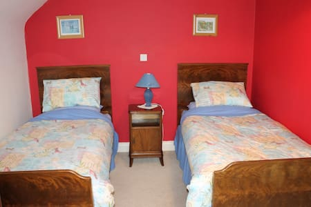 Blossom Hill B&B Twin Room Daisy - Bed & Breakfast