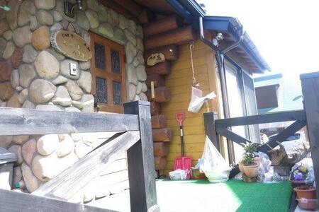Log Cabin Sakura - Ōmachi-shi - House