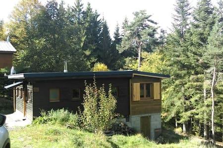 Chalet dans le Parc Naturel du Livardois Forez - Almhütte