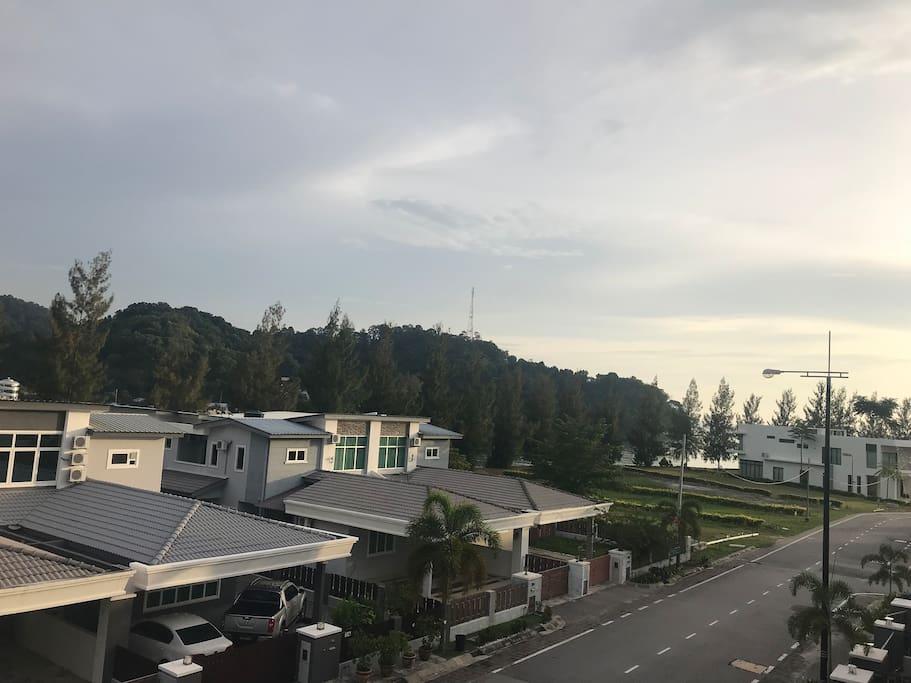 Scenery View