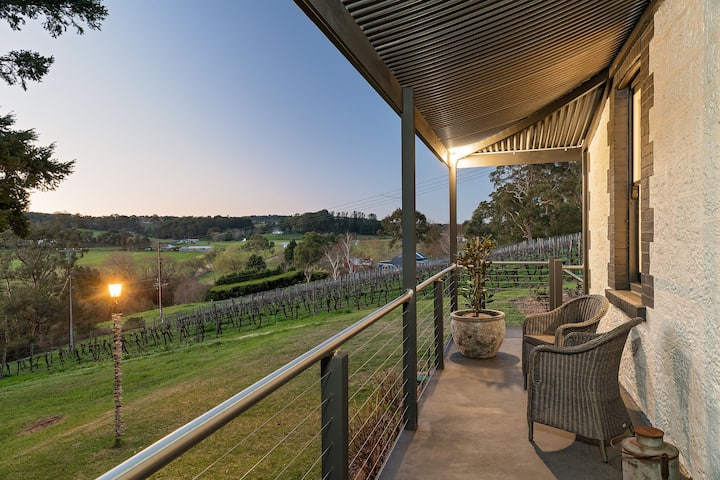 Piccadilly home with vineyard views