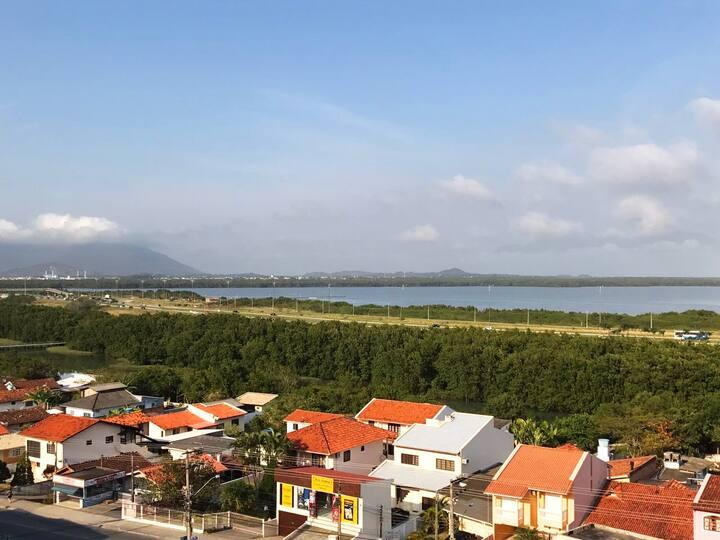 #Apto Florianópolis: Centro - UFSC - Praias