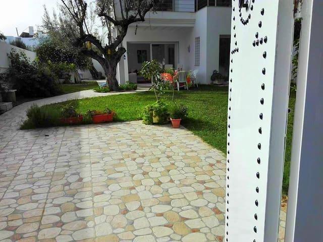 Villa l'olivier - Hammamet - Apartment-Hotel