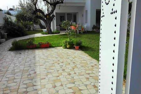 Villa l'olivier - Hammamet - Apartemen berlayanan