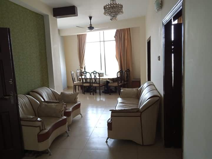 Luxury 4 bedroom apartment bhurban
