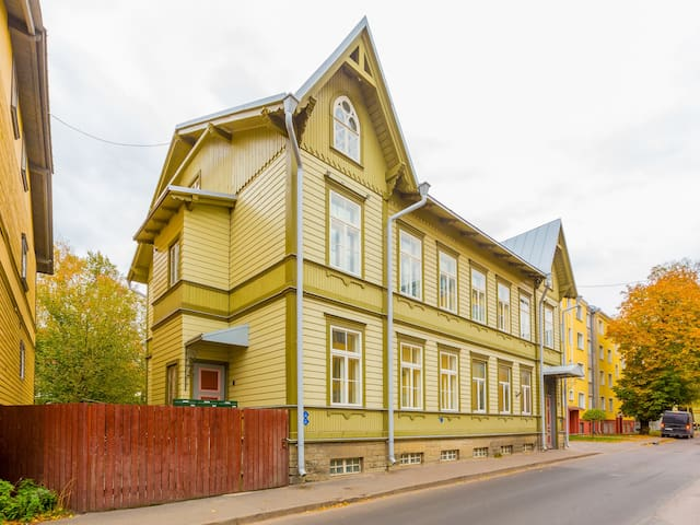 City Center Apartment - Niine 10 - Tallinn - Lägenhet