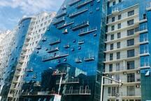Skyhigh sea view apartment