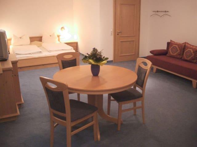 Bäuerlehof, (Seebach), Doppelzimmer Komfort mit Dusche und WC