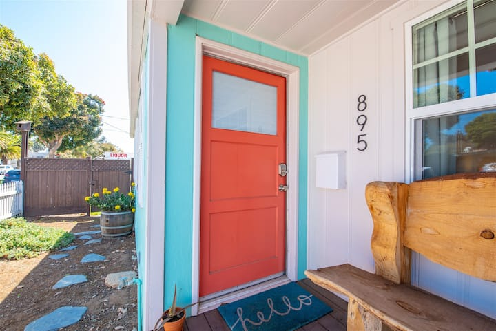 Modern Cottage In The Heart Of Downtown Morro Bay