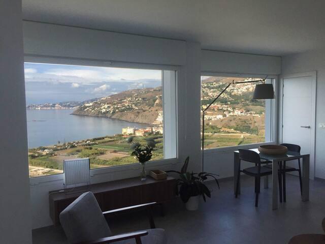 Balcón del Albayzín. Espectaculares vistas