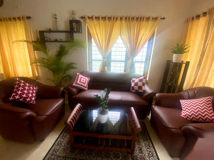 Cozy n Comfy 2BHK Marbella 2nd Floor.