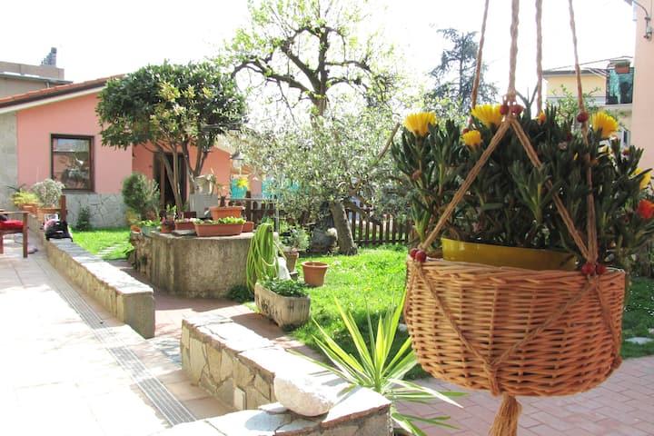 Da Briciola - grande casa con giardino