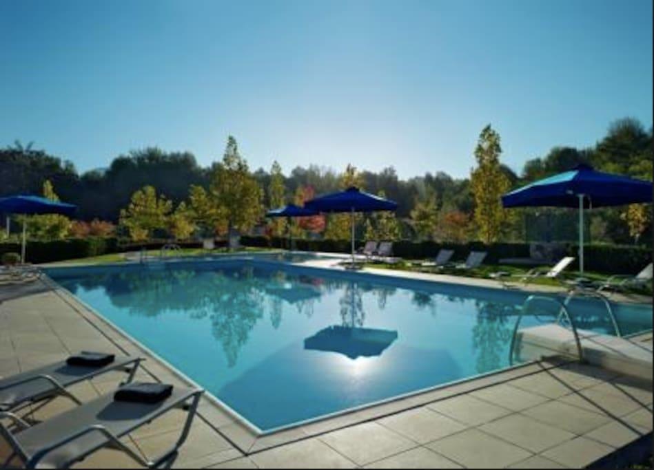 Alghero villa giulia per 10 persone con piscina case in for Case affitto alghero privati