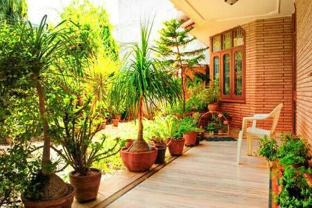 Room only in Villa [JAMILAHOUSE] : JLF 2017 - Jaipur