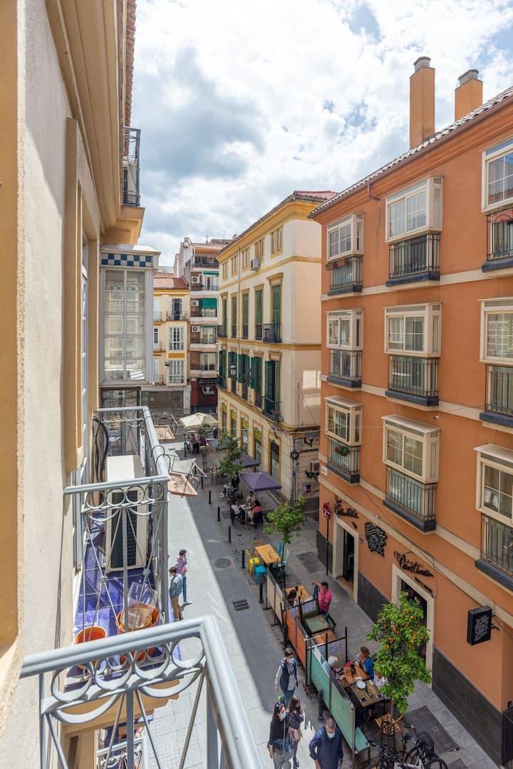 Centro Historico Studio Malaga Location Location