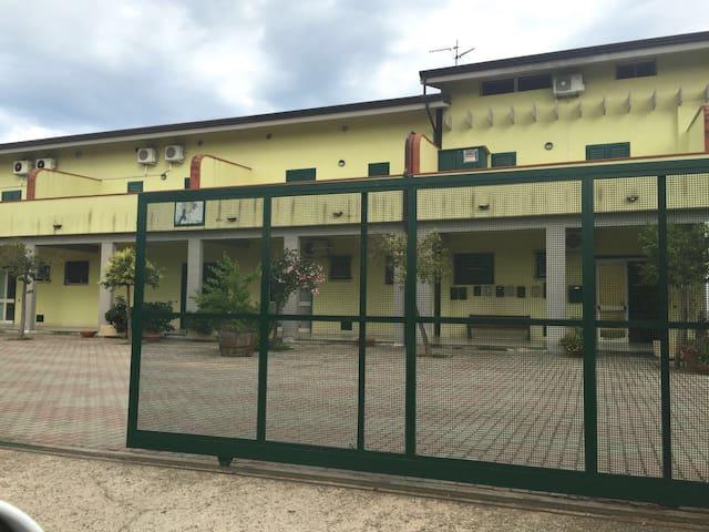 Dedalo - Villapiana - Řadový dům