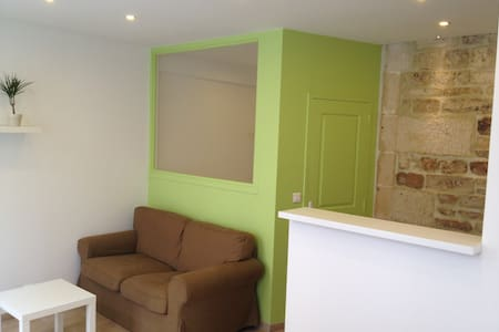 C 2 rooms flat in historic district - Caen - Apartment