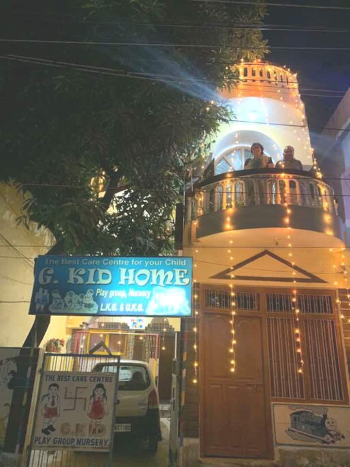 Authentic Home Stay