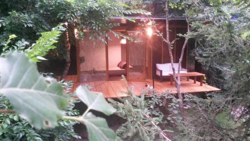 Habitación en el bosque 3. - Cantabria - ที่พักพร้อมอาหารเช้า