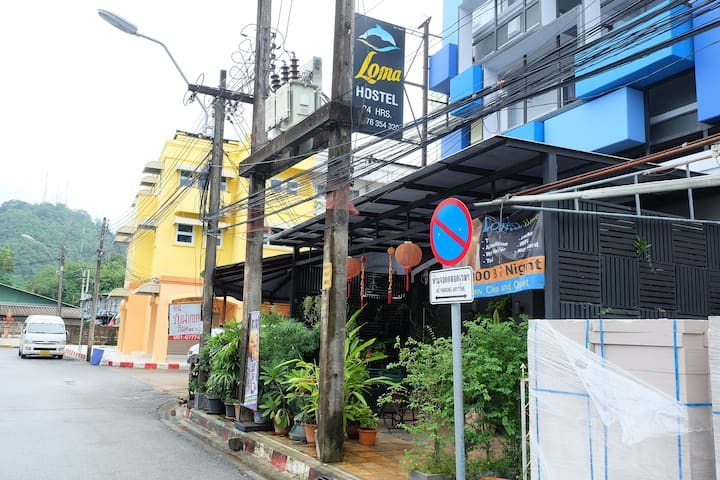 Loma Hostel at Phuket Town