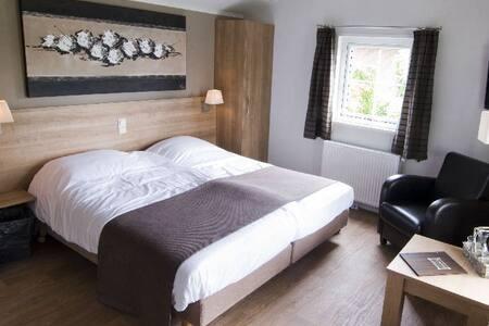 Luxe hotelchalet op de Veluwe - Voorthuizen