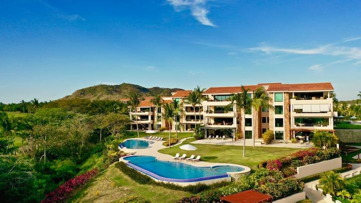 Luxury Beach View Condo with Premier Membership