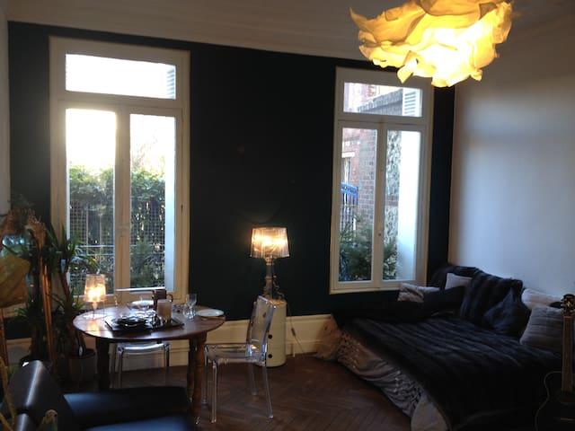 Appartement de charme 35 m², gare SNCF de Rouen - Rouen - Lägenhet