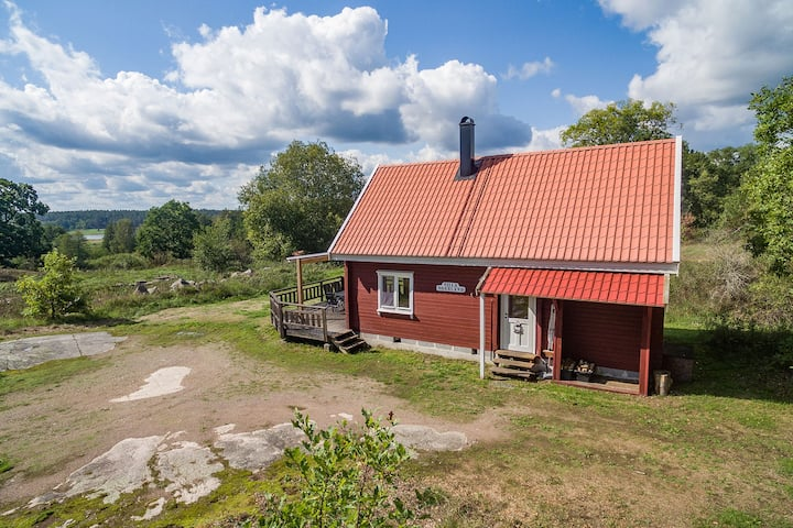 Holiday home Norrland in Sweden's beautiful nature