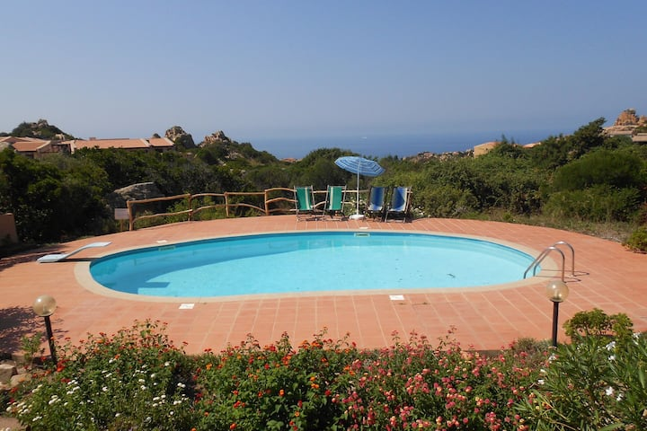 Bewitching Villa in Costa Paradiso with Swimming Pool