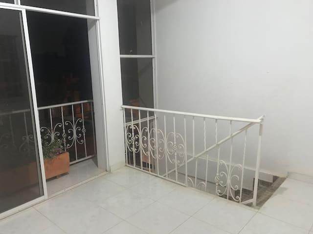 Apartamento 100% amoblado
