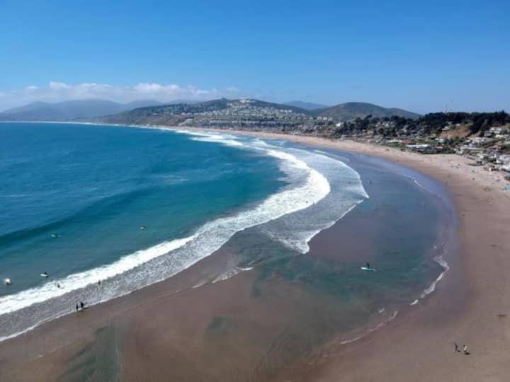 Departamento Maitencillo Punta Surf
