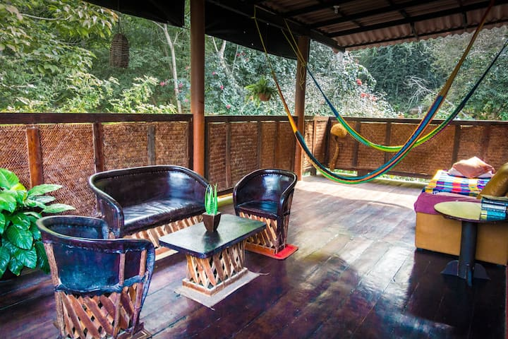 Casa Invierno: Steps from the Beach in Yelapa