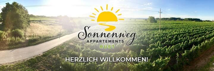 """Sonnenweg Appartement """"Lena"""" in Rust 1-3 Personen"""