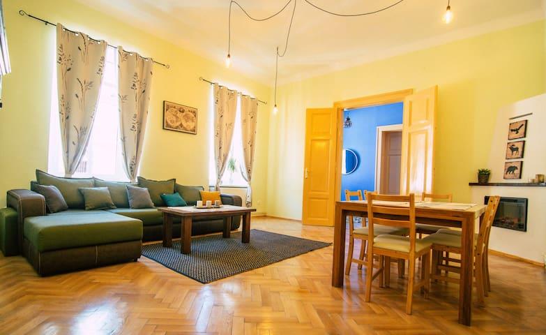 Inner Central Apartament