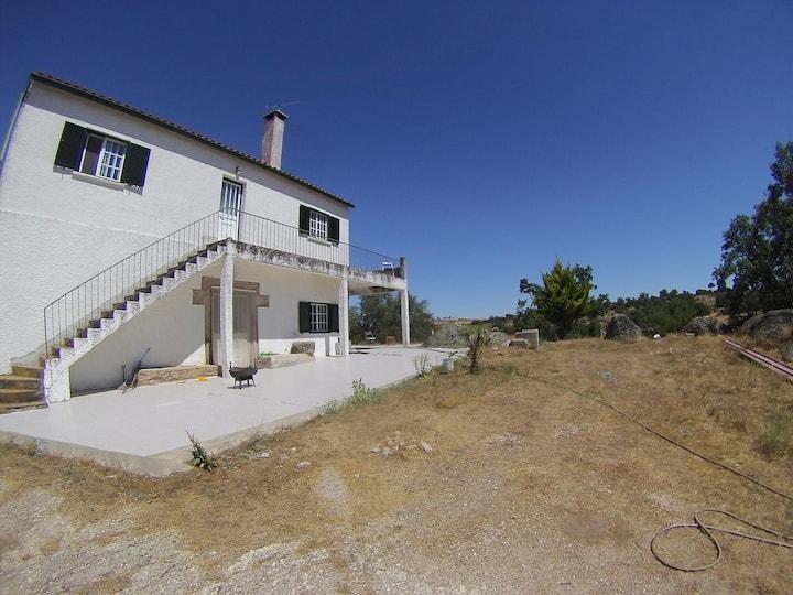 Remote Farm House with Vast Property in Almeida